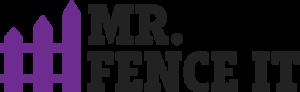 Mr Fence It Logo